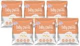 Little Bellies Baby Puffs Yummy Carrot (6 X 12g)