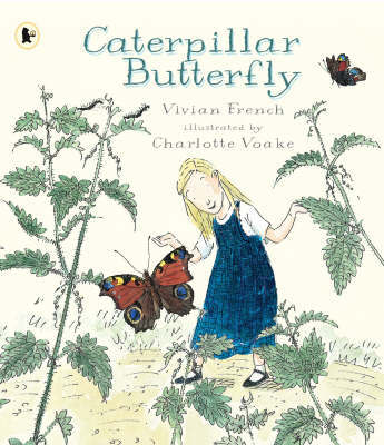 Caterpillar Butterfly Library Edition by Vivian French image