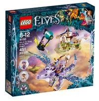 LEGO Elves: Aira & the Song of the Wind Dragon (41193)