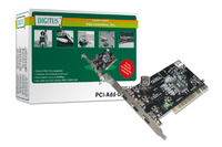 Digitus PCI 3 Port Firewire Card image
