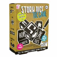 Purple Donkey: Story Dice - The Game