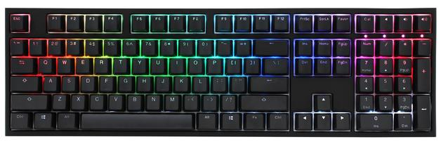 Ducky: One 2 RGB Mechanical Keyboard - Cherry Brown