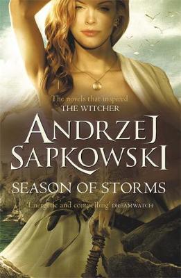 Season of Storms by Andrzej Sapkowski