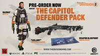 Tom Clancy's The Division 2 Dark Zone Edition for PS4 image
