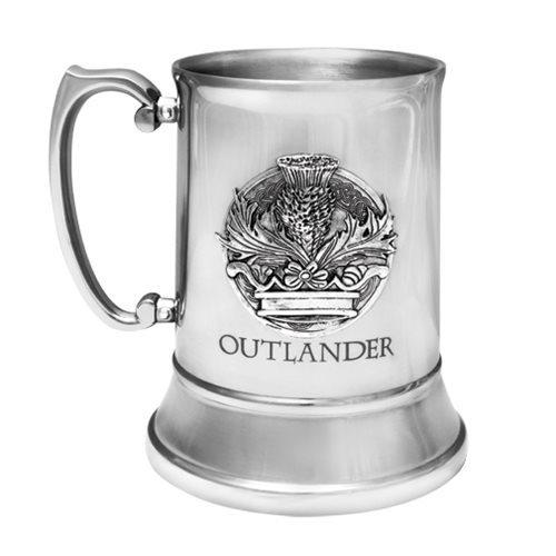 Outlander Metal Stein image