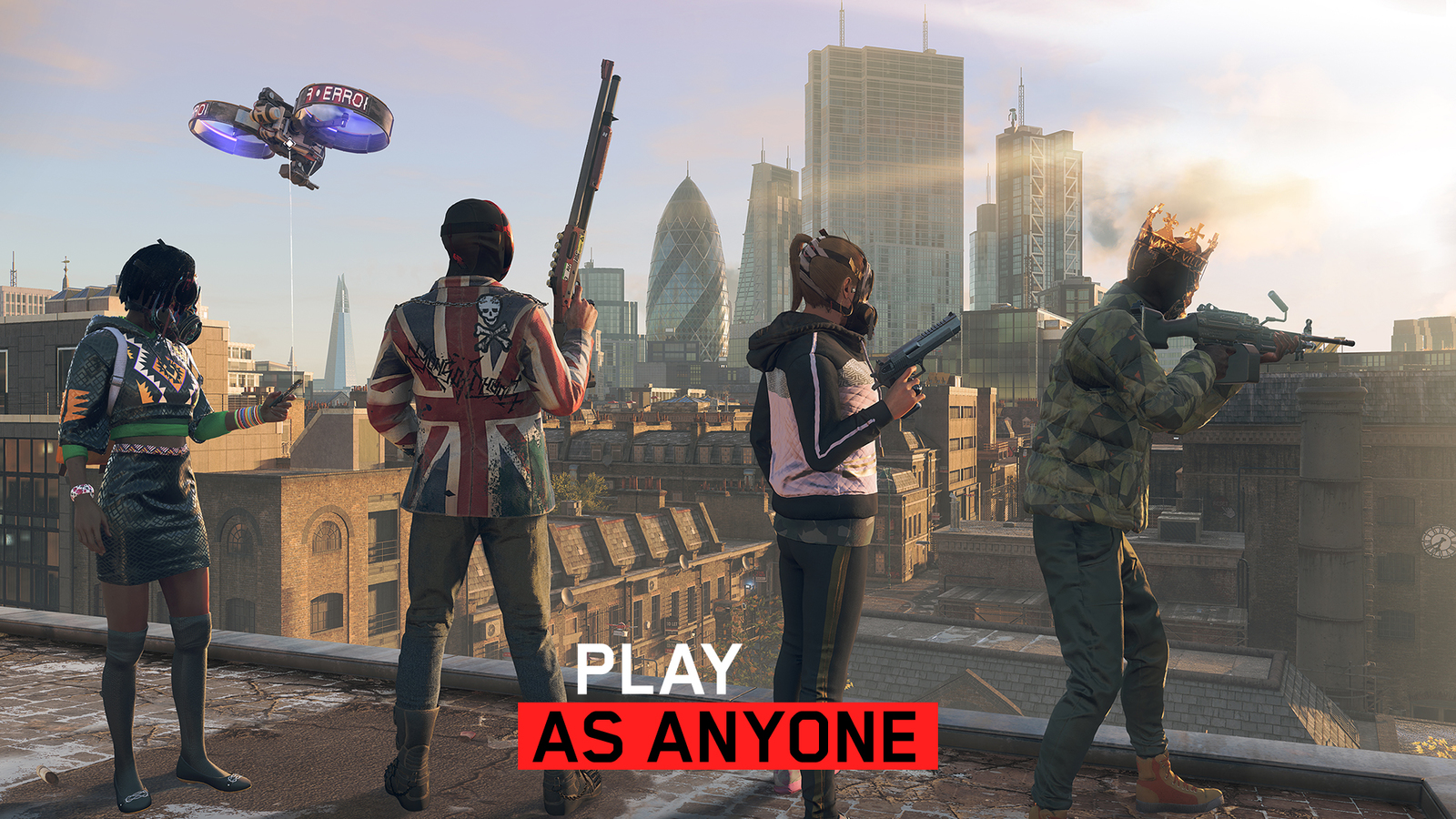 Watch Dogs Legion Limited Edition for Xbox One image