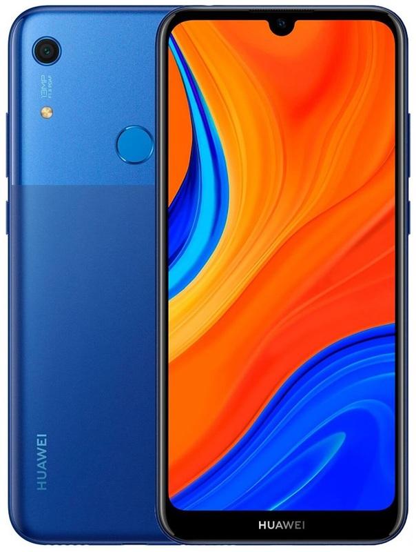 Huawei Y6s (64GB/3GB RAM) - Orchid Blue