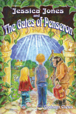 Jessica Jones and the Gates of Penseron by Graham Clews image