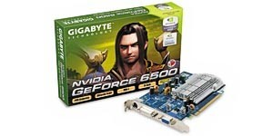 Gigabyte GB 6500     128MB    PCIE