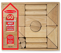 Melissa and Doug - Standard Unit Blocks Set