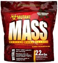 Mutant Mass - Triple Chocolate (2.22kg)