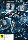 Pretty Little Liars: Season 5 DVD