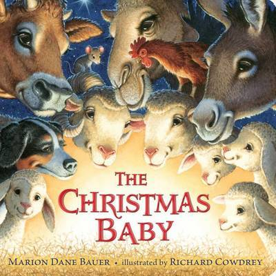 The Christmas Baby by Marion Dane Bauer image