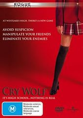 Cry Wolf on DVD