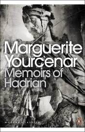 Memoirs of Hadrian by Marguerite Yourcenar image