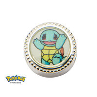 Pokemon Squirtle Sterling Silver Charm
