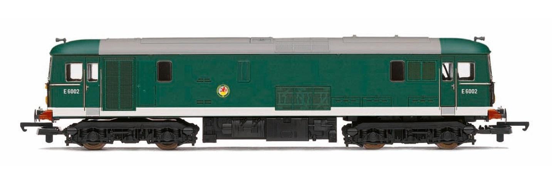 Hornby: RailRoad BR Class 73 ' E6002' image
