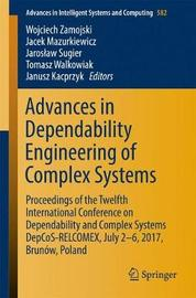 Advances in Dependability Engineering of Complex Systems image