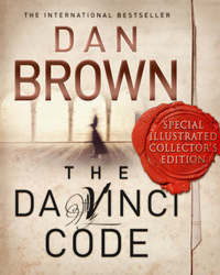 The Da Vinci Code : Illustrated Collector's Edition by Dan Brown image