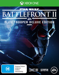 Star Wars: Battlefront II Elite Trooper Deluxe Edition for Xbox One image