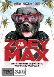 Zoey to the Max on DVD