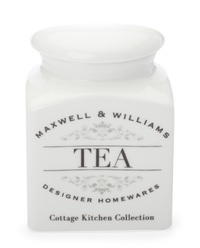 Maxwell & Williams: Cottage Kitchen Canister - Tea (0.5L)