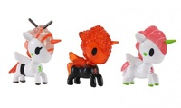 Tokidoki: Unicorno Sushicorno - Mini-Figure 3-Pack