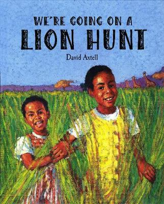 We're Going on a Lion Hunt by David Axtell image