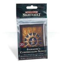 Warhammer Underworlds: Stormsire's Cursebreakers Sleeves