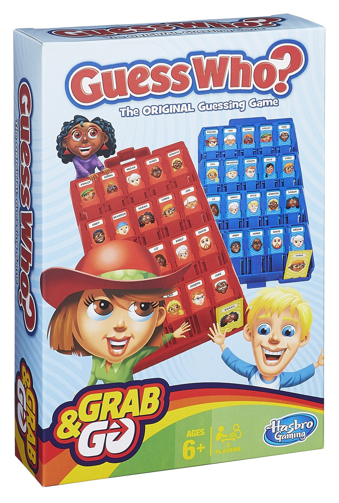 Guess Who - Grab & Go Edition image