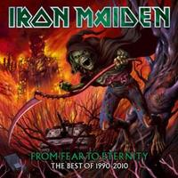 From Fear To Eternity: The Best Of 1990-2010 (2CD) by Iron Maiden