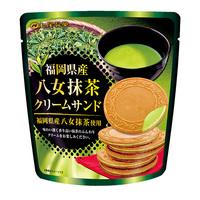 NANAO Cream Sandwich Cookie Matcha 68g