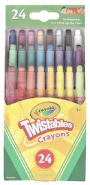 Crayola: 24 Mini Twistables Crayons