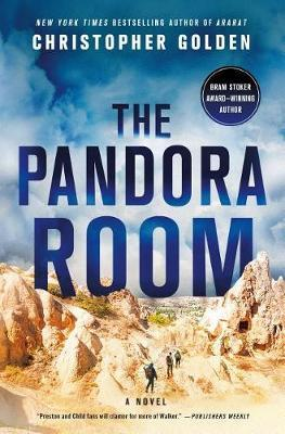 The Pandora Room by Christopher Golden