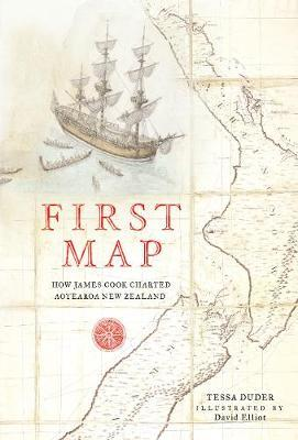 First Map by Tessa Duder image