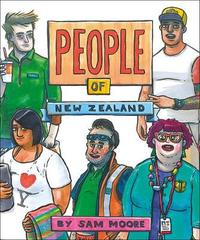 People of New Zealand by SAM Moore image