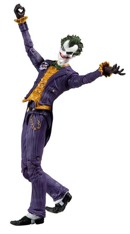 """Batman: Arkham Asylum - Joker 7"""" Action Figure"""