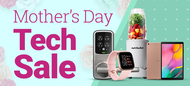 Mother's Day Tech Sale