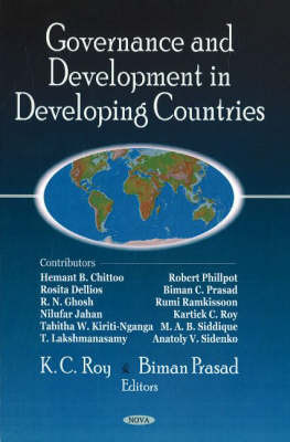Governance & Development in Developing Countries image