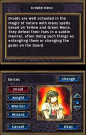 Puzzle Quest: Challenge of the Warlords for Nintendo DS image