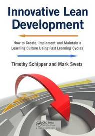 Innovative Lean Development by Timothy Schipper image