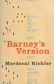 Barney's Version by Mordecai Richler image
