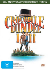 Crocodile Dundee I And II - 20th Anniversary Collector's Edition (2 Disc Set) on DVD
