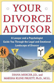 Your Divorce Advisor by Marsha Kline Pruett image