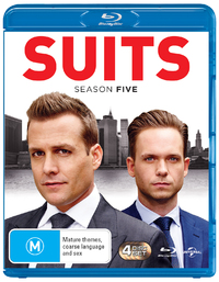 Suits - Season Five on Blu-ray