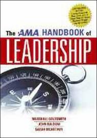 The AMA Handbook of Leadership by John Baldoni image