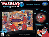Wasgij: Mystery 12 - Unusual Suspects 1000pce