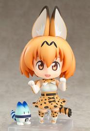Kemono Friends: Nendoroid Serval - Articulated Figure