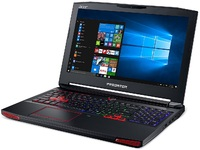 "Acer Predator 17 G9-793-75LA 17.3"" Gaming Laptop Intel Core i7-7700HQ, 32GB RAM, GTX 1070 8GB image"