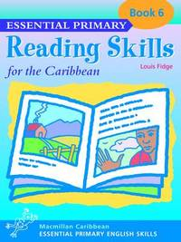 Primary Reading Skills for the Caribbean by Louis Fidge image